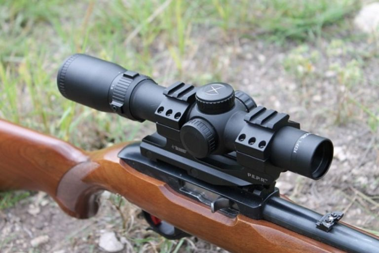 Ultimate Beginners Guide to Rifle scopes